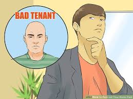 bad tenant sell your house