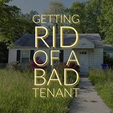 get rid of a bad tenant in florida
